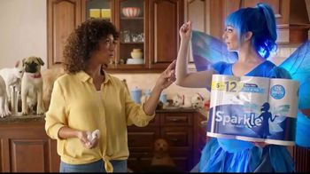 Sparkle Towels TV Spot, 'Puppies Girl' - Thumbnail 9