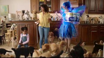 Sparkle Towels TV Spot, 'Puppies Girl' - Thumbnail 7