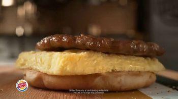 Burger King Maple Waffle Sandwiches TV Spot, 'Smell' - Thumbnail 5