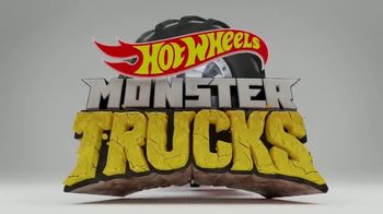 Hot Wheels Monster Trucks Downhill Race & Go Playset TV Spot, 'Take out the Competition' - Thumbnail 1