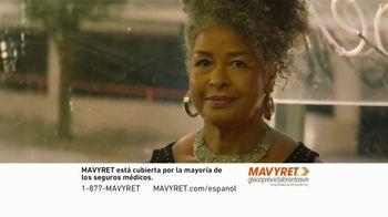 MAVYRET TV Spot, 'Ocho semanas' [Spanish] - Thumbnail 8