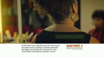 MAVYRET TV Spot, 'Ocho semanas' [Spanish]