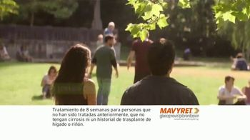 MAVYRET TV Spot, 'Ocho semanas' [Spanish] - Thumbnail 3