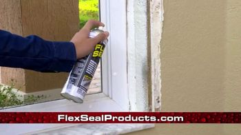 Flex Seal TV Spot, 'Leaky Roof' - Thumbnail 6
