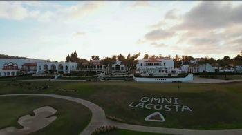 Omni Hotels & Resorts TV Spot, 'PGA Tour Package: La Costa Hotel Carlsbad' - Thumbnail 8