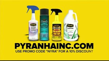 Pyranha Inc. TV Spot, 'Premium Equine Grooming Products' - Thumbnail 5