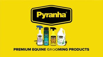 Pyranha Inc. TV Spot, 'Premium Equine Grooming Products' - Thumbnail 1
