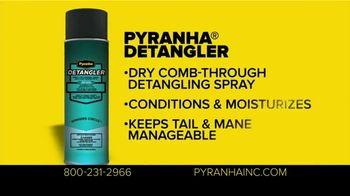 Pyranha Inc. TV Spot, 'Premium Equine Grooming Products' - Thumbnail 3