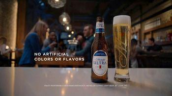 Michelob ULTRA TV Spot, 'Artificial Devices: Fumble' - Thumbnail 3