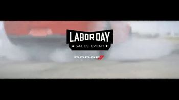 Dodge Labor Day Sales Event TV Spot, 'Statistics: We're Not For Everyone' [T2] - Thumbnail 1