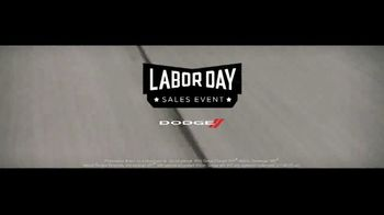 Dodge Labor Day Sales Event TV Spot, 'Statistics: We're Not For Everyone' [T2] - Thumbnail 4