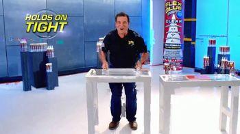 Flex Glue Clear TV Spot, 'Rubberized Glue: Glass Boat' - Thumbnail 1