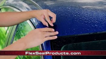 Flex Glue Clear TV Spot, 'Rubberized Glue: Glass Boat' - Thumbnail 4