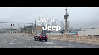 El Verano de Jeep TV Spot, 'Cómo llegar' canción de La Vida Boheme [Spanish] [T2] - Thumbnail 8