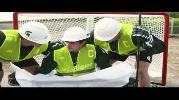 Michigan State University TV Spot, 'Hockey: Summer Jobs' - 148 commercial airings