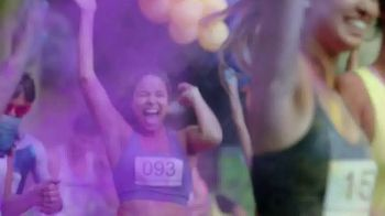 Dannon Light & Fit TV Spot, 'Add Some Light: Fun Run'