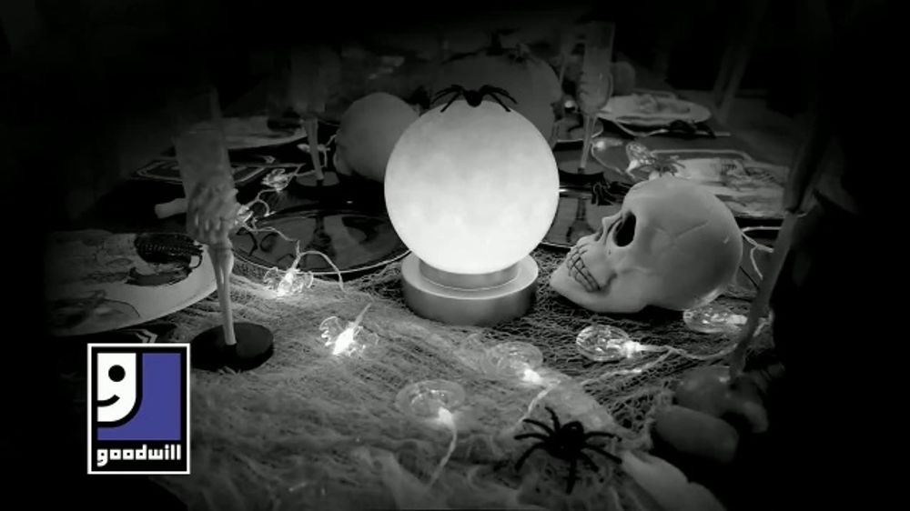 Halloween Creative Ads.Goodwill Tv Commercial Halloween Headquarters Get Creative Video