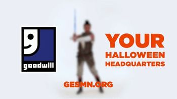 Goodwill TV Spot, 'Halloween Headquarters: Get Creative' - Thumbnail 9