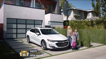 Chevrolet All-Star Open House TV Spot, 'We Switched' [T2] - Thumbnail 3