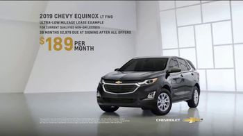 Chevrolet All-Star Open House TV Spot, 'We Switched' [T2] - Thumbnail 8