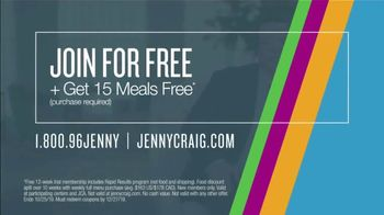 Jenny Craig Rapid Results TV Spot, 'Justin: Lost 25 Pounds' - Thumbnail 9