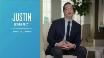 Jenny Craig Rapid Results TV Spot, 'Justin: Lost 25 Pounds' - Thumbnail 2