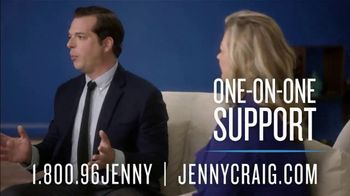 Jenny Craig Rapid Results TV Spot, 'Justin: Lost 25 Pounds' - Thumbnail 8