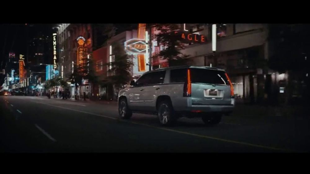 Cadillac Made To Move Sales Event Tv Commercial Made For