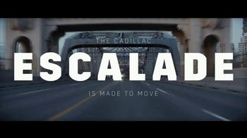 Cadillac Made to Move Sales Event TV Spot, 'Made for Summer: Escalade' Song by French 79 [T2] - Thumbnail 1