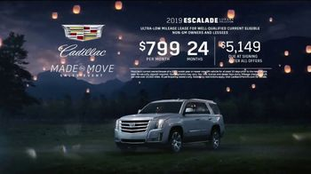 Cadillac Made to Move Sales Event TV Spot, 'Made for Summer: Escalade' Song by French 79 [T2] - Thumbnail 7