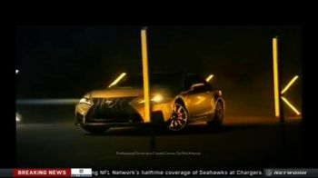 Lexus Golden Opportunity Sales Event TV Spot, 'Performance' [T1] - Thumbnail 4