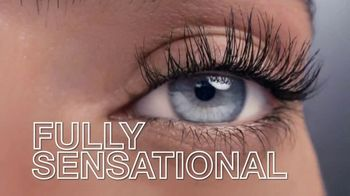 Maybelline New York Lash Sensational TV Spot, 'Every Kind of Lash' - 7939 commercial airings