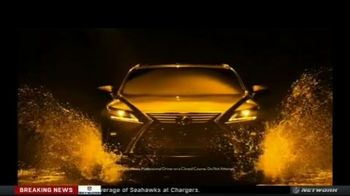 Lexus Golden Opportunity Sales Event TV Spot, 'Luxury and Capability' [T1] - Thumbnail 3