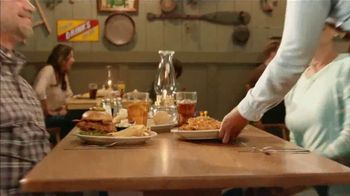 Cracker Barrel Sunday Homestyle Chicken TV Spot, 'One to Remember' - Thumbnail 5