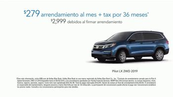 Honda Verano de Ofertas TV Spot, 'Dad Lounge' [Spanish] [T2] - Thumbnail 7