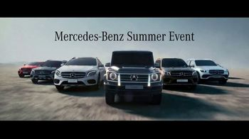 Mercedes-Benz Summer Event TV Spot, 'Greatness' [T2]