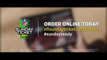 DIRECTV NFL Sunday Ticket TV Spot, 'A Better Way: Team Huddle' Featuring Patrick Mahomes - Thumbnail 8