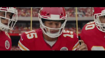 DIRECTV NFL Sunday Ticket TV Spot, 'A Better Way: Team Huddle' Featuring Patrick Mahomes