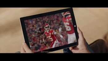 DIRECTV NFL Sunday Ticket TV Spot, 'A Better Way: Team Huddle' Featuring Patrick Mahomes - Thumbnail 7