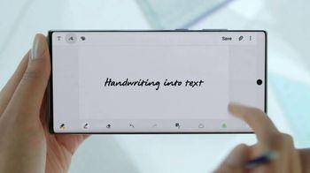 Samsung Galaxy Note 10 TV Spot, 'Next-Level Power: No Offer' Song by Club Yoko - Thumbnail 4