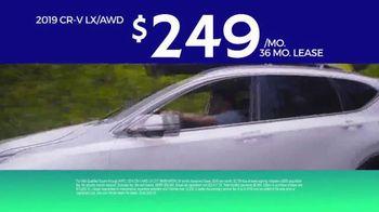 Honda Summer Spectacular Event TV Spot, 'Save Thousands: SUVs' [T2] - Thumbnail 5