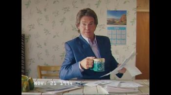 Esurance TV Spot, 'Stuck in the '90s' Featuring Dennis Quaid - 4992 commercial airings