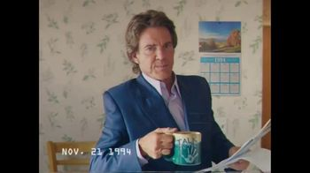 Esurance TV Spot, 'Stuck in the '90s' Featuring Dennis Quaid - Thumbnail 1