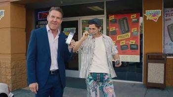 Esurance TV Spot, 'Stuck in the '90s' Featuring Dennis Quaid - Thumbnail 6
