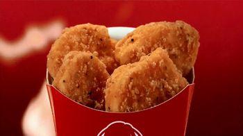 Wendy's Spicy Chicken Nuggets TV Spot, 'Están de vuelta' [Spanish] - Thumbnail 2