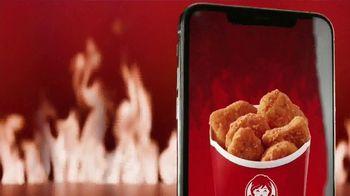 Wendy's Spicy Chicken Nuggets TV Spot, 'Están de vuelta' [Spanish] - Thumbnail 6