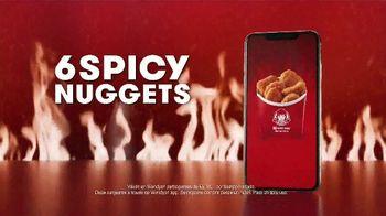 Wendy's Spicy Chicken Nuggets TV Spot, 'Están de vuelta' [Spanish] - Thumbnail 7