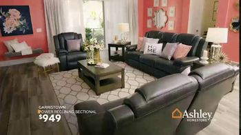 Ashley HomeStore Black Friday in July TV Spot, 'Breaking All the Rules: No Interest' - Thumbnail 7