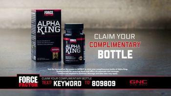 Force Factor Alpha King TV Spot, 'Unexpected' - Thumbnail 3