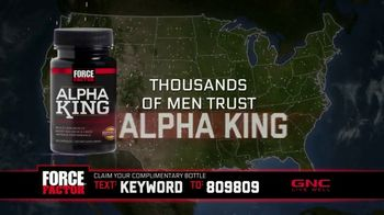 Force Factor Alpha King TV Spot, 'Unexpected' - Thumbnail 6